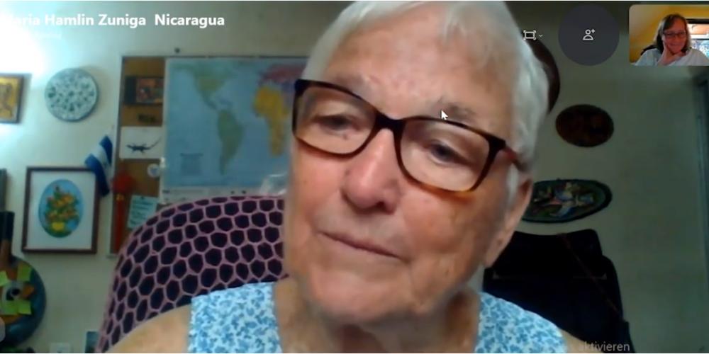 Interview mit Maria Zuniga